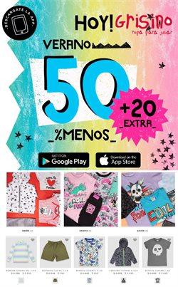 Ofertas de Juguetes, Niños y Bebés en el catálogo de Grisino en Mendoza ( Caduca mañana )