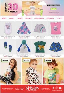 Ofertas de Juguetes, Niños y Bebés en el catálogo de Grisino ( 6 días más)
