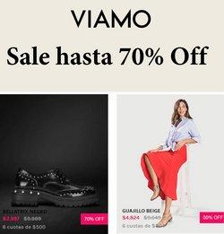 Ofertas de Viamo en el catálogo de Viamo ( 4 días más)
