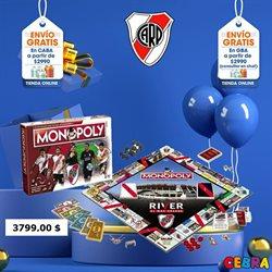 Ofertas de Monopoly en Juguetería Cebra