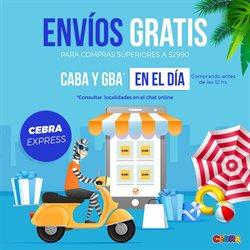 Ofertas de Juguetes, Niños y Bebés en el catálogo de Juguetería Cebra en Villa Devoto ( 12 días más )