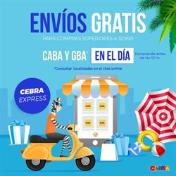 Catálogo Juguetería Cebra ( 12 días más )