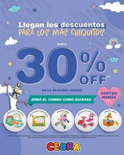 Ofertas de Juguetes, Niños y Bebés en el catálogo de Juguetería Cebra ( 4 días más)