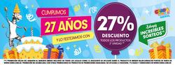 Ofertas de Juguetes y bebes  en el folleto de Juguetería Cebra en Mendoza