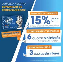 Ofertas de Juguetería Cebra  en el folleto de Florida (Buenos Aires)