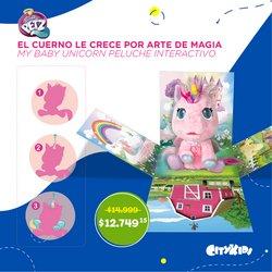 Ofertas de Juguetes, Niños y Bebés en el catálogo de City Kids ( 3 días más)