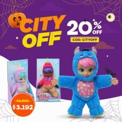 Ofertas de Juguetes, Niños y Bebés en el catálogo de City Kids ( Publicado hoy)