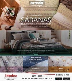Catálogo Arredo ( Publicado hoy)