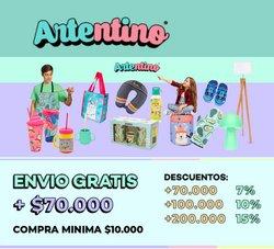 Ofertas de Artentino en el catálogo de Artentino ( Publicado ayer)