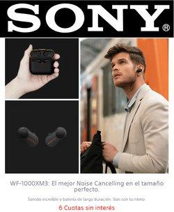 Ofertas de Sony en el catálogo de Sony ( 8 días más)