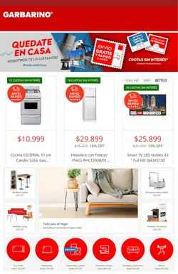 Ofertas de Top House en Garbarino