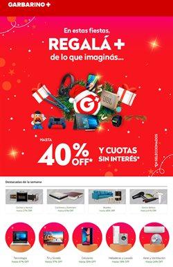 Ofertas de Electrónica y Electrodomésticos en el catálogo de Garbarino en Belén de Escobar ( Publicado ayer )