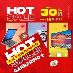 Catálogo Garbarino ( Publicado hoy)
