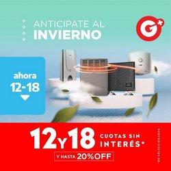 Catálogo Garbarino ( 7 días más)