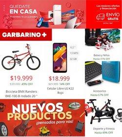 Catálogo Garbarino ( 4 días más)