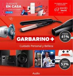 Ofertas de Electrónica y Electrodomésticos en el catálogo de Garbarino ( 12 días más)