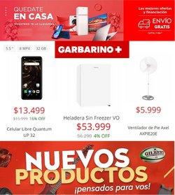Catálogo Garbarino ( Publicado ayer)