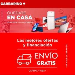 Catálogo Garbarino ( Vence mañana)