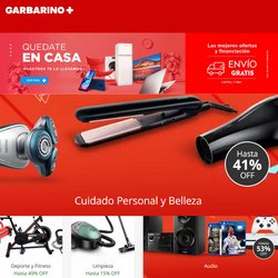 Catálogo Garbarino ( 6 días más)