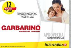 Ofertas de Garbarino  en el folleto de San Justo (Buenos Aires)