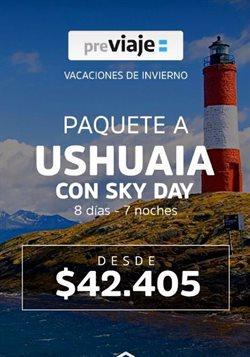 Catálogo Garbarino Viajes ( Caducado )