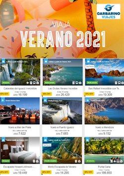 Ofertas de Viajes en el catálogo de Garbarino Viajes en Buenos Aires ( 25 días más )