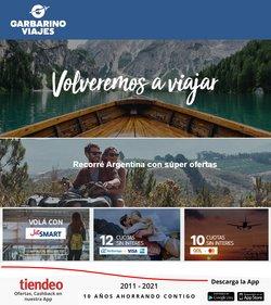 Catálogo Garbarino Viajes ( 23 días más)