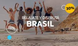 Ofertas de Garbarino Viajes  en el folleto de Ciudad Jardín El Libertador