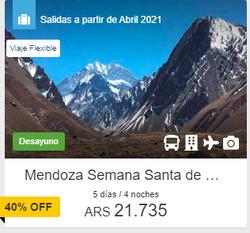 Cupón Garbarino Viajes en Merlo (Buenos Aires) ( 7 días más )