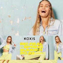 Ofertas de Koxis en el catálogo de Koxis ( Más de un mes)