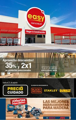 Ofertas de Easy  en el folleto de Mar del Plata