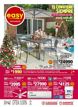 Ofertas de Muebles y Decoración  en el folleto de Easy en Trelew