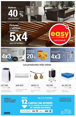 Ofertas de Muebles y Decoración en el catálogo de Easy en Castelar ( 2 días publicado )