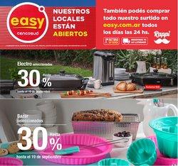 Ofertas de Ferreterías y Jardín en el catálogo de Easy ( 3 días más)