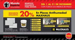 Ofertas de Easy  en el folleto de Ciudad Jardín El Libertador