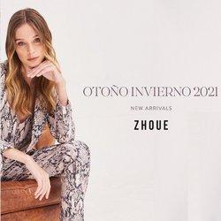 Ofertas de Zhoue en el catálogo de Zhoue ( Más de un mes)