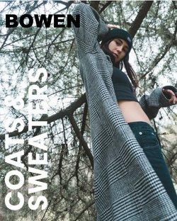 Ofertas de Bowen en el catálogo de Bowen ( Más de un mes)