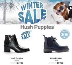 Ofertas de Hush Puppies en el catálogo de Hush Puppies ( 6 días más)