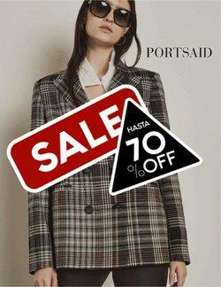 Ofertas de Portsaid en el catálogo de Portsaid ( Publicado hoy)