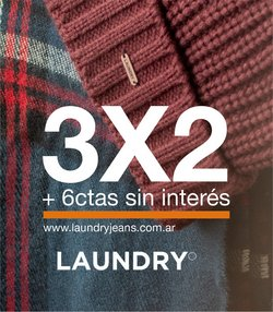 Ofertas de Laundry Jeans en el catálogo de Laundry Jeans ( 28 días más)