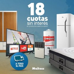 Ofertas de Muebles y Decoración en el catálogo de Maitess ( Publicado hoy)