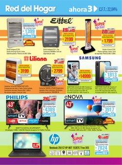 Ofertas de Samsung en el catálogo de Red del Hogar ( Vence hoy)
