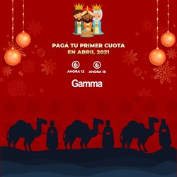 Catálogo Gamma en Mendoza ( Caducado )
