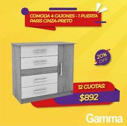 Ofertas de Gamma en el catálogo de Gamma ( 2 días más)