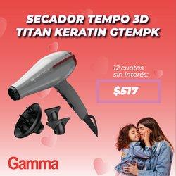 Ofertas de Gamma en el catálogo de Gamma ( Vence mañana)