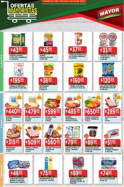 Ofertas de Supermercados Mayor en el catálogo de Supermercados Mayor ( Publicado ayer)