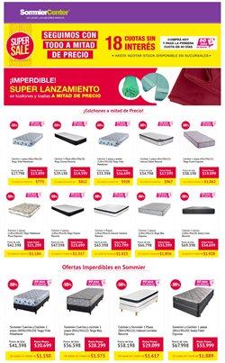 Catálogo Sommier Center ( Vencido)