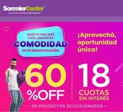 Ofertas de Sommier Center en el catálogo de Sommier Center ( 12 días más)
