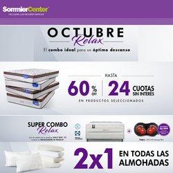 Ofertas de Sommier Center en el catálogo de Sommier Center ( 8 días más)