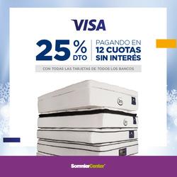 Ofertas de Sommier Center  en el folleto de Buenos Aires